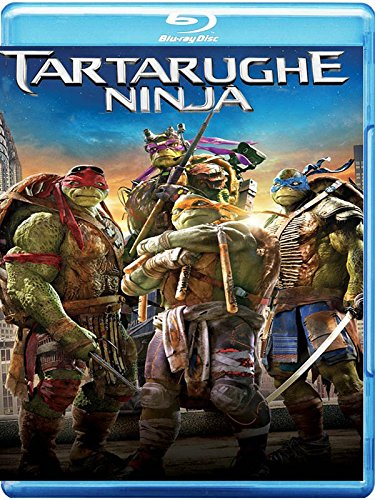 Tartarughe Ninja (Blu-Ray) [Italia] [Blu-ray]: Amazon.es ...