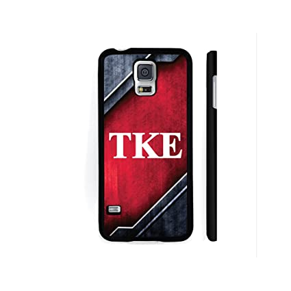 Amazon.com: Tau Kappa Epsilon Samsung Galaxy S5, color negro ...