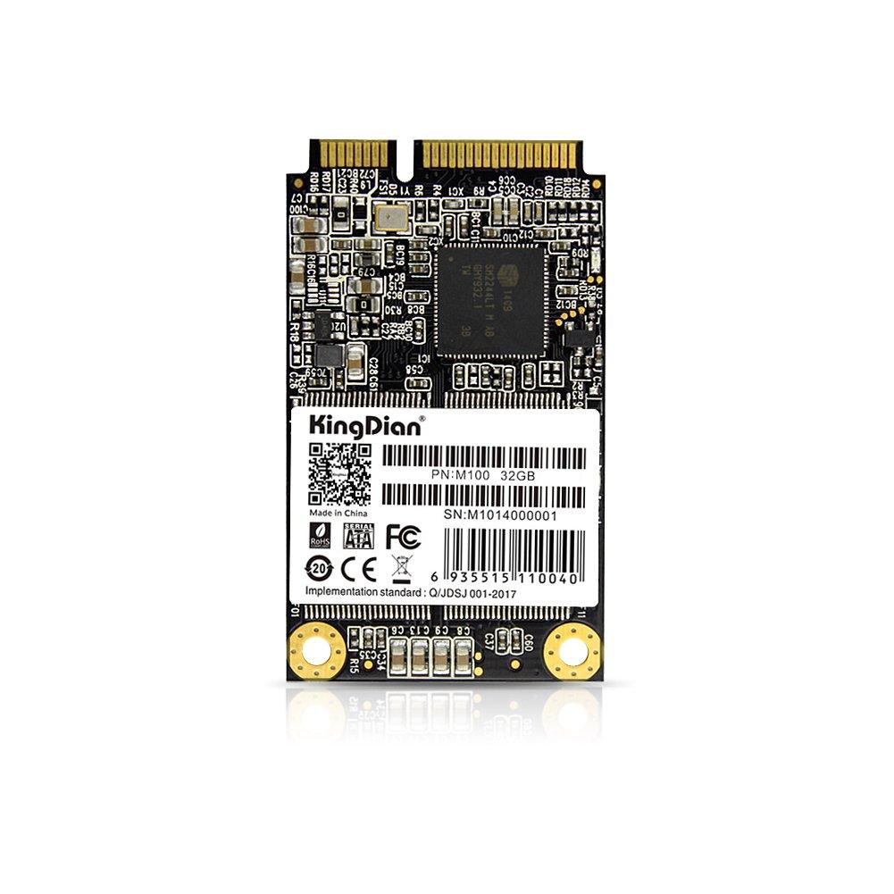 KingDian mSATA mini PCIE 32GB 60GB 120GB 240GB SSD Solid State Drive (30mm50mm) (M100 32GB) (M280 240GB)