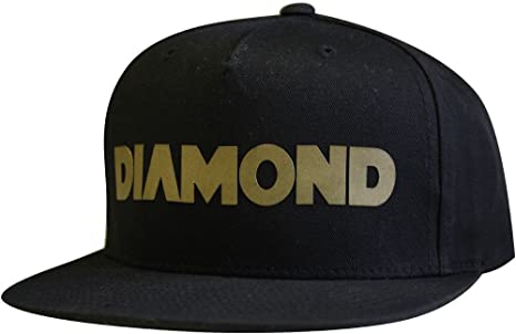 Diamond Supply Co. - Gorra de béisbol - para Hombre Negro Talla ...