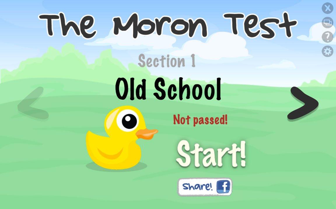 The Moron Test [Mac Download] by DistinctDev (Image #3)