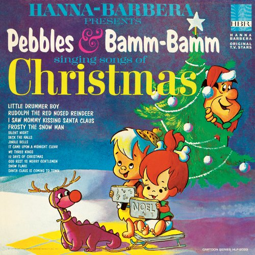 Price comparison product image Pebbles & Bamm-Bamm Singing Songs Of Christmas