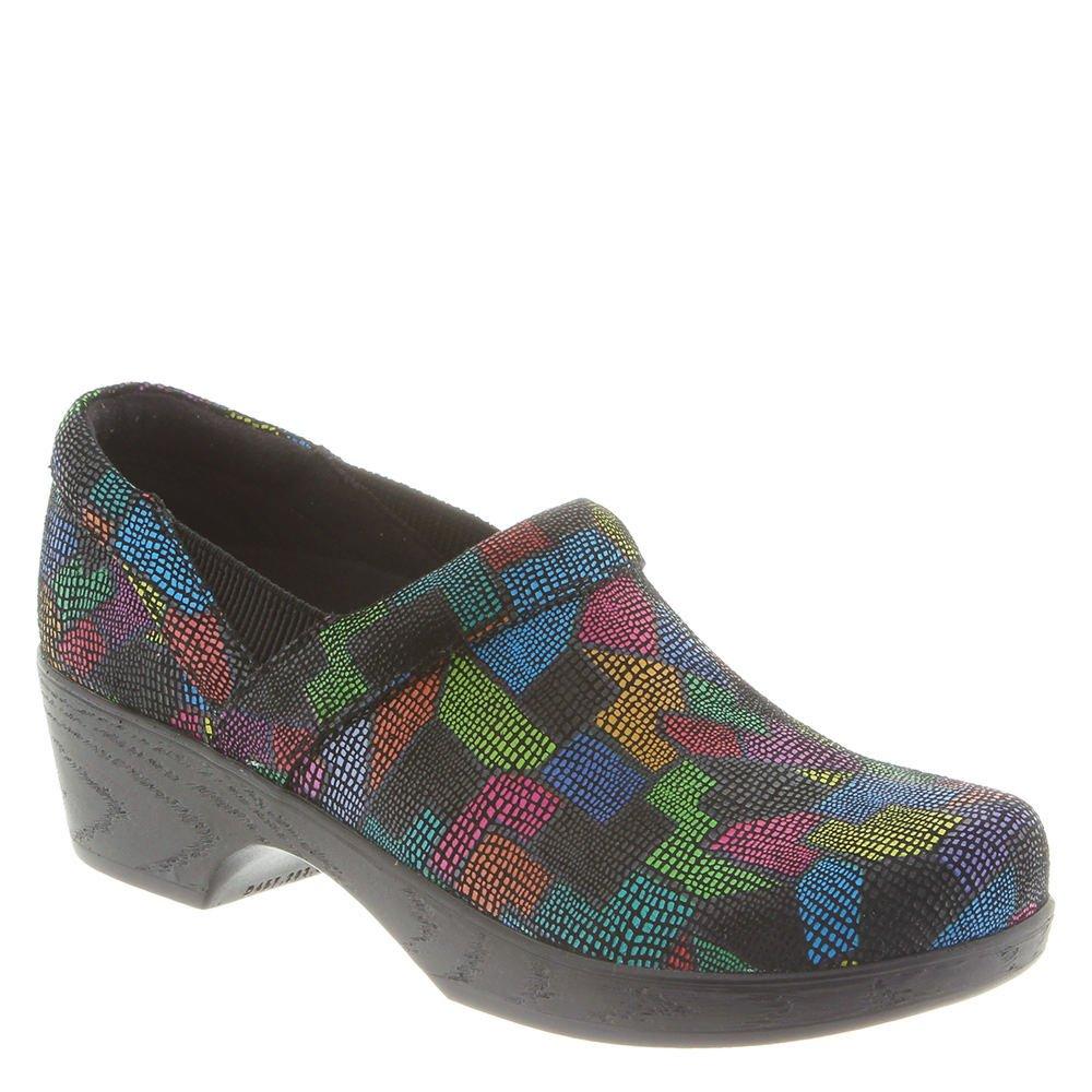 Klogs Footwear Damens's Portland Leder Closed-Back Clog -
