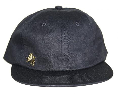 Hatman Gold Clip Side Logo Baseball Cap