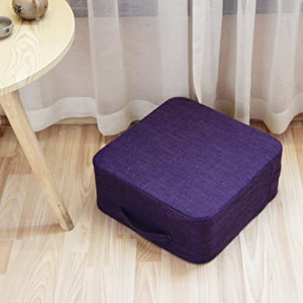 Amazon.com: QY&LA Portable padded futon seat pads, Balcony ...