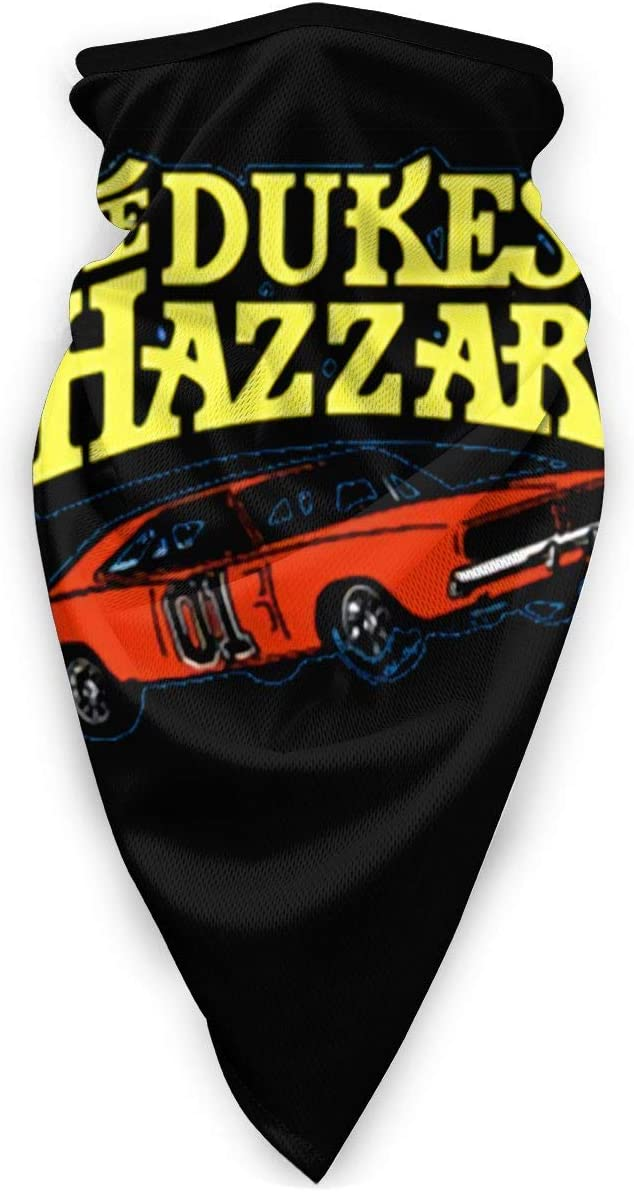 NOT Dukes of Hazzard General Lee Windproof Sports Mask