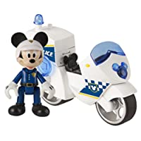 IMC Toys - Moto Mickey Policier  - 182349 - Disney