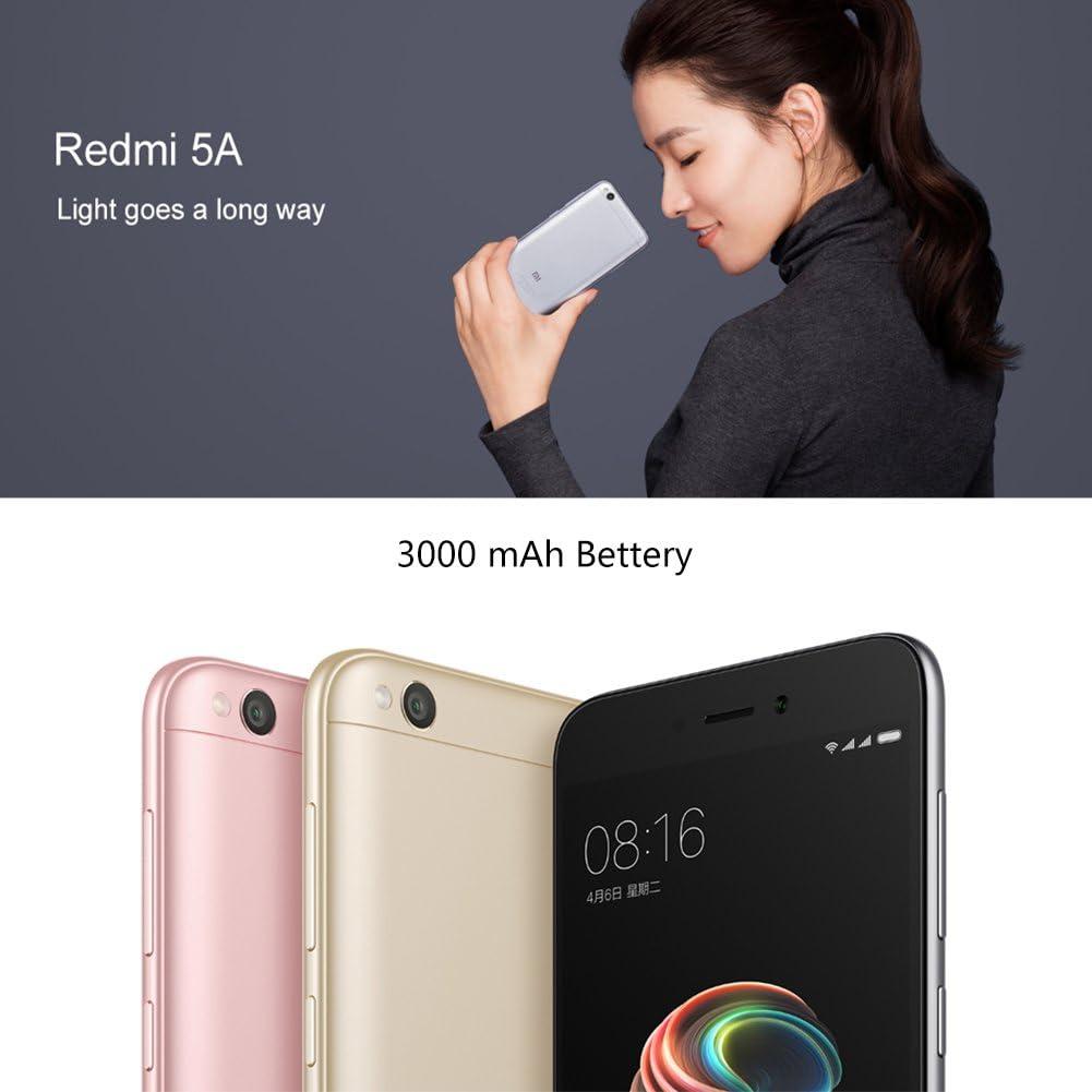 per Teléfono Móviles Xiaomi Redmi 5A 5A Snapdragon 425 Smartpohone ...
