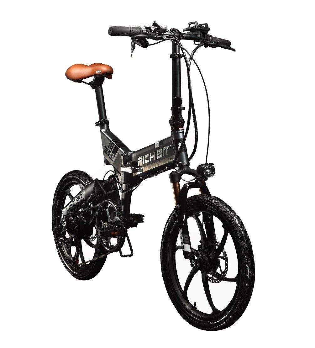 XHN復古型 20インチ 折りたたみ 電動自転車 復古型 シマノ7段変速 ペダルアシスト 三色 B079CGH4LH グレー グレー
