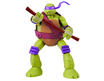 Teenage Mutant Ninja Turtles Mutations Deluxe Figures Pet to ...