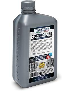 Aceite profesional Compresor a pistón ISO 100 Jardiaffaires 1 litro ...