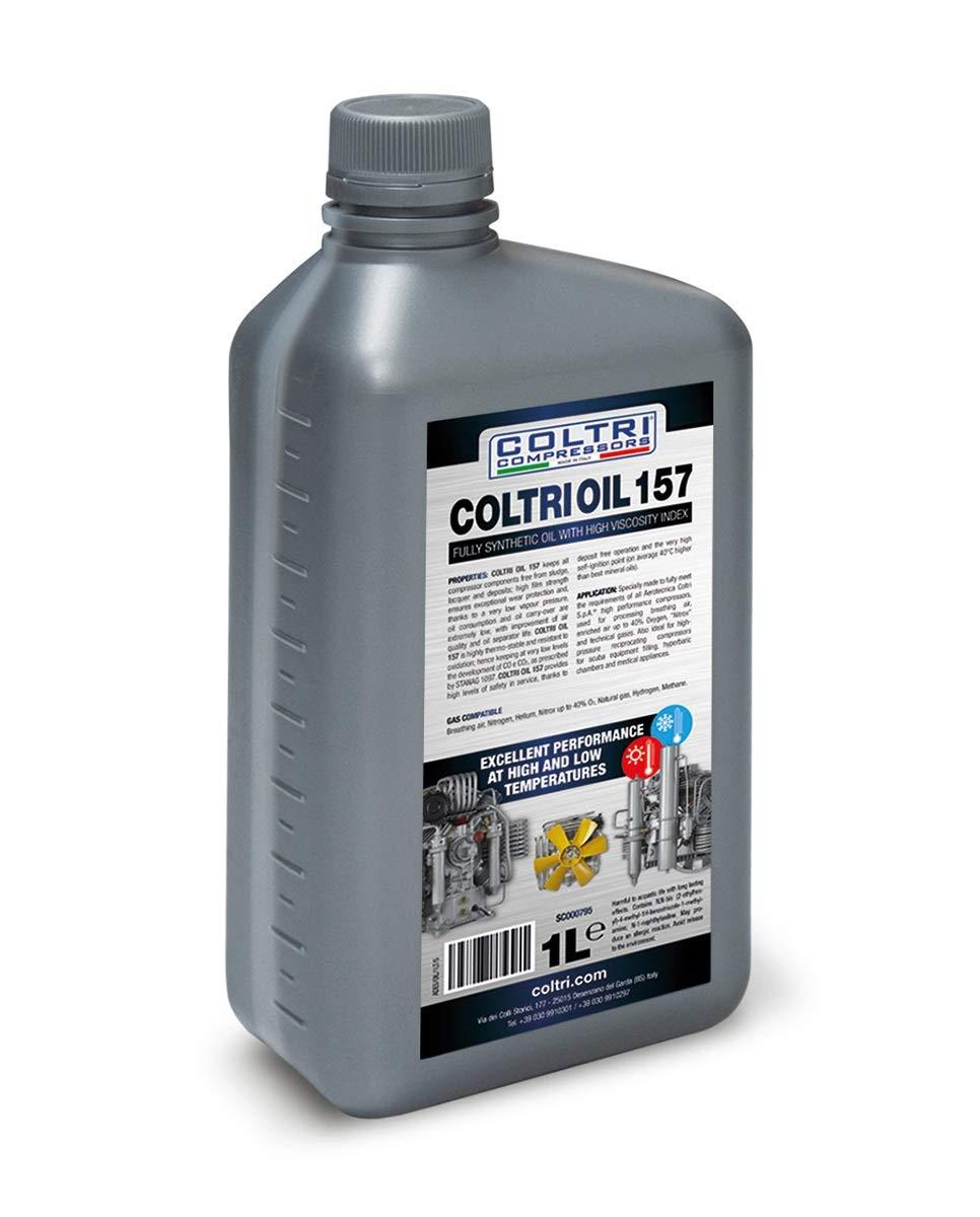 Aceite lubricante coltri CE 750 para compresores alta presión 1l: Amazon.es: Deportes y aire libre
