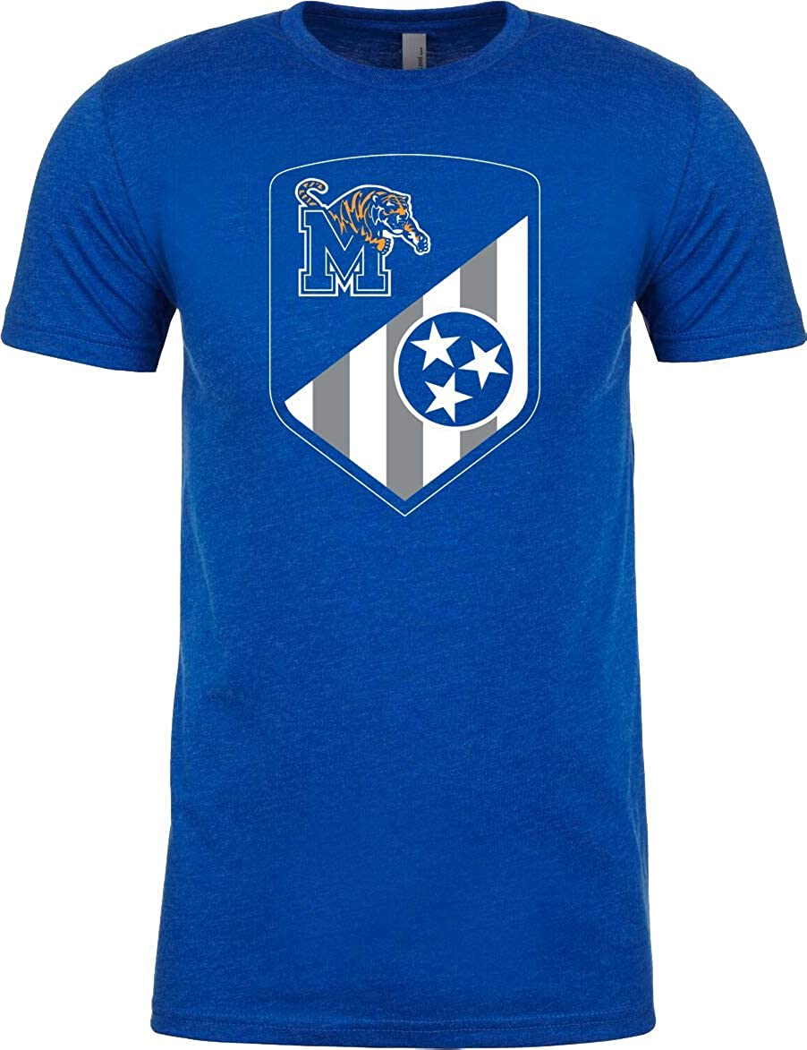Aced Out Memphis Tigers Shield Mens