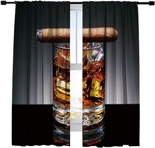 Misscc Blackout Curtains