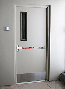 Amazon.com: Commercial Door Push Bar Panic Exit Device with ...