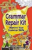 img - for Grammar Repair Kit: Improve Your Grammar Skills (Repair Kits) by Angela Burt (2005-02-01) book / textbook / text book