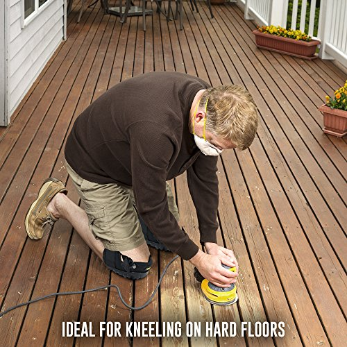Superior Gel Knee Pads For Work - Foam Padding Gardening/Construction Knee Pads - Extremly Comfortable Kneepads To Save Your Knees by COM-PAD (Image #2)