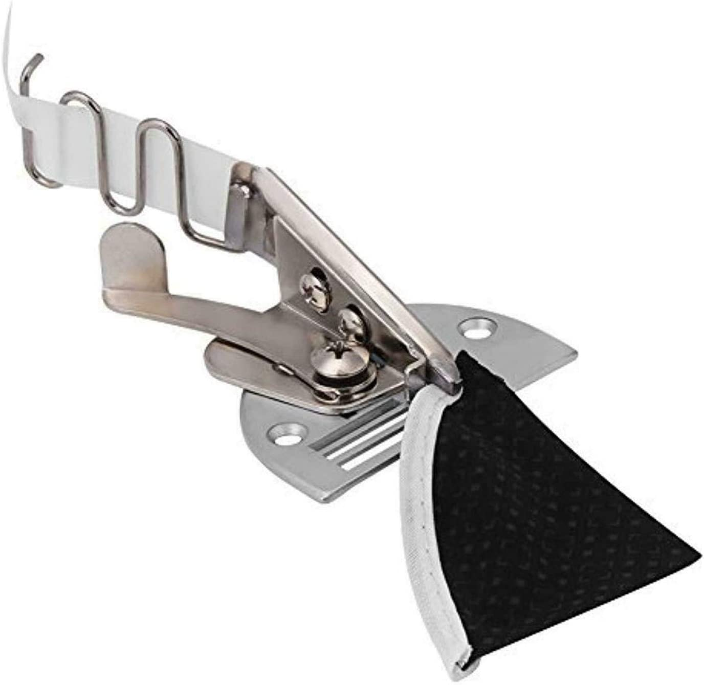 Ettose 2019 máquina de coser industrial ajustable, doble pliegue ángulo encuadernación (30 mm)