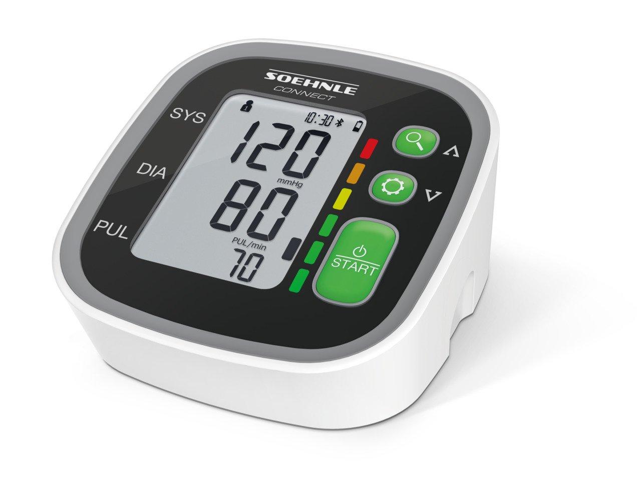 Soehnle Systo Monitor 300 Connect - Tensiómetro: Amazon.es: Salud y cuidado personal