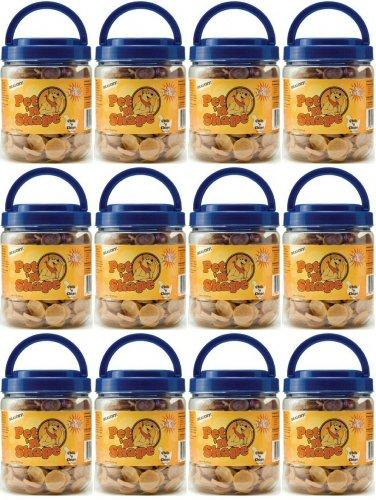 Pet 'n Shape Chik 'n Chips 12Lb (12 x 16oz) by Pet 'n Shape