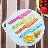Kids Kitchen Knife Set