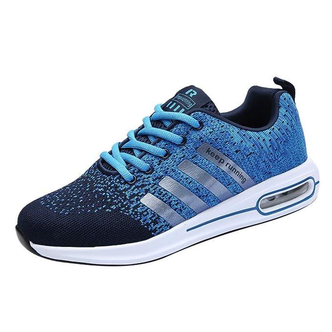 Darringls Zapatos de Running para Hombre Mujer Zapatillas Deportivo Outdoor Calzado Asfalto Sneakers Zapatillas Deportivas de Mujer Running Sneakers ...