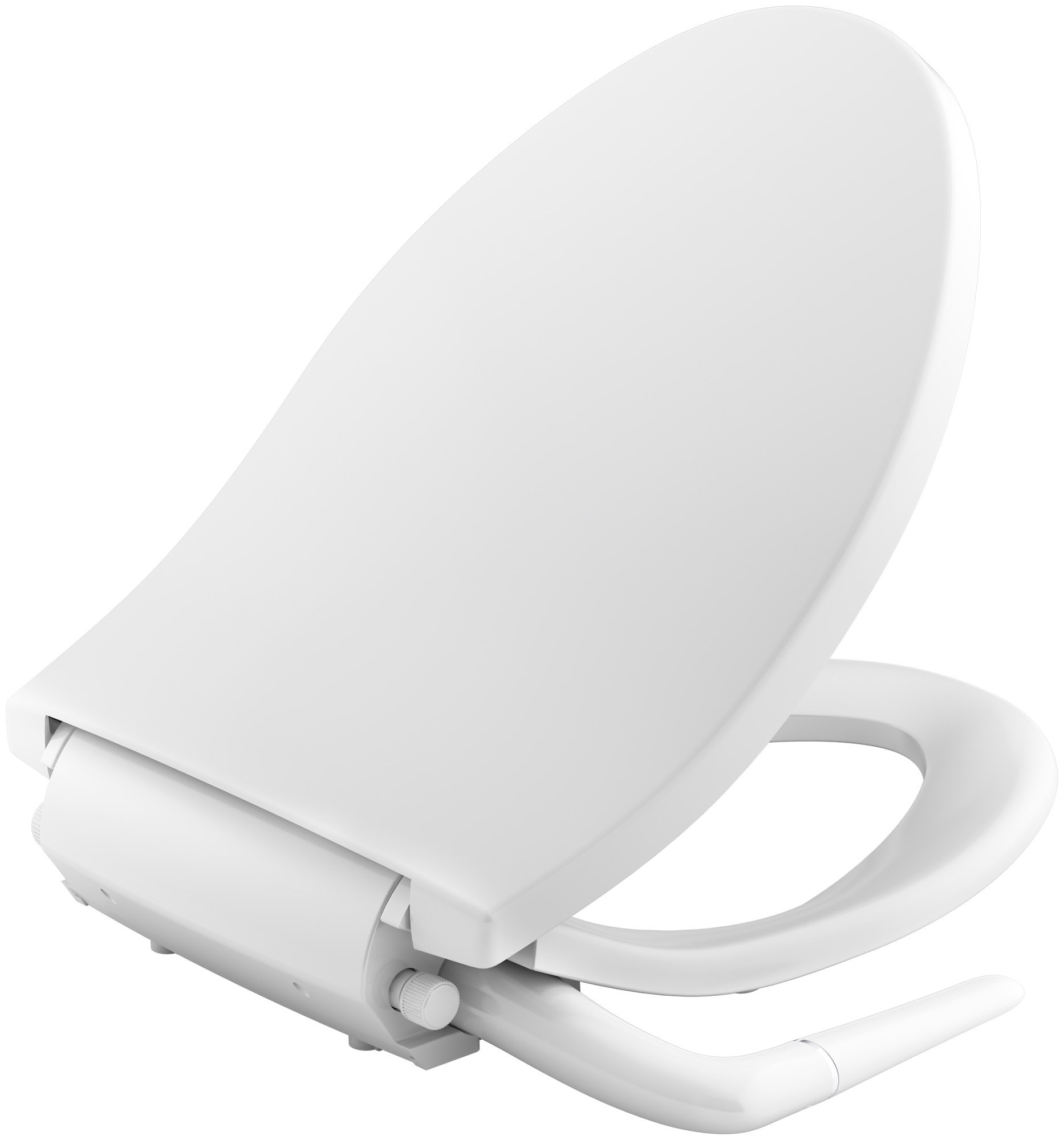 KOHLER K-5724-0 Puretide Elongated Manual Bidet Seat