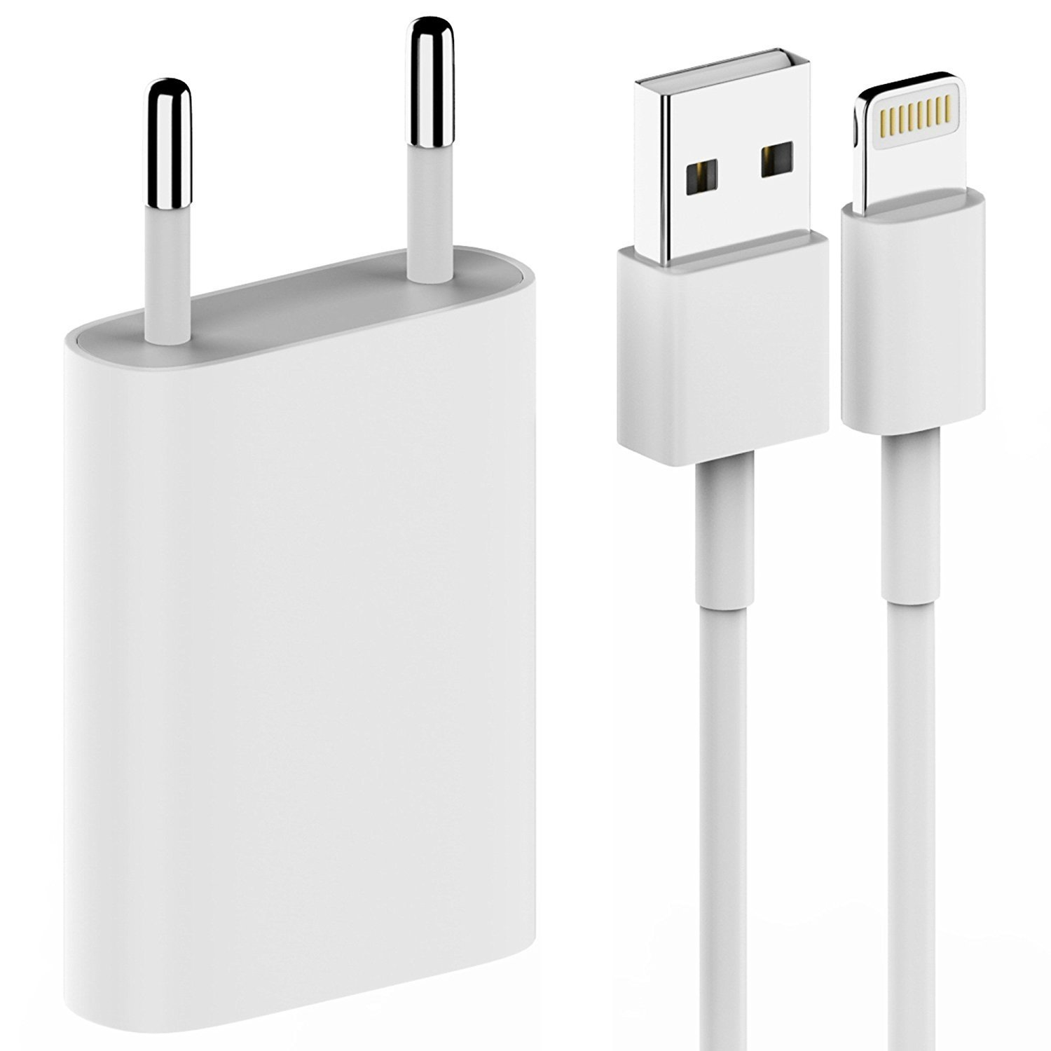 Cargador de batería para Apple Iphone original 1 a 5 W 1400 ...