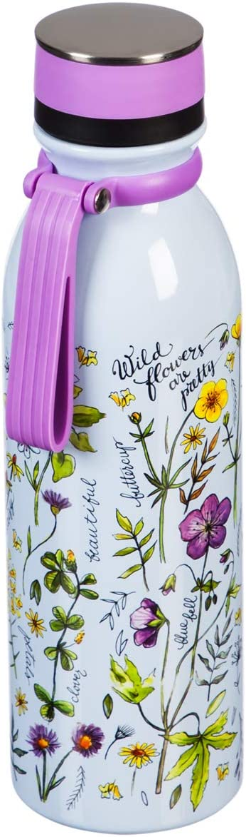 Cypress Home Stainless Steel Water Bottle 20 Ounces Wildflower Sports Water Bottles Amazon Canada