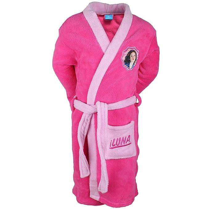 Soy Luna - Pijama - para niña Fucsia 8 años: Amazon.es: Ropa y accesorios