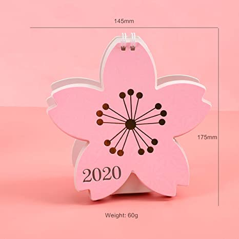 Amazon.com : 1PC 2019 2020 Cute Cartoon Unicorn Pig Series ...