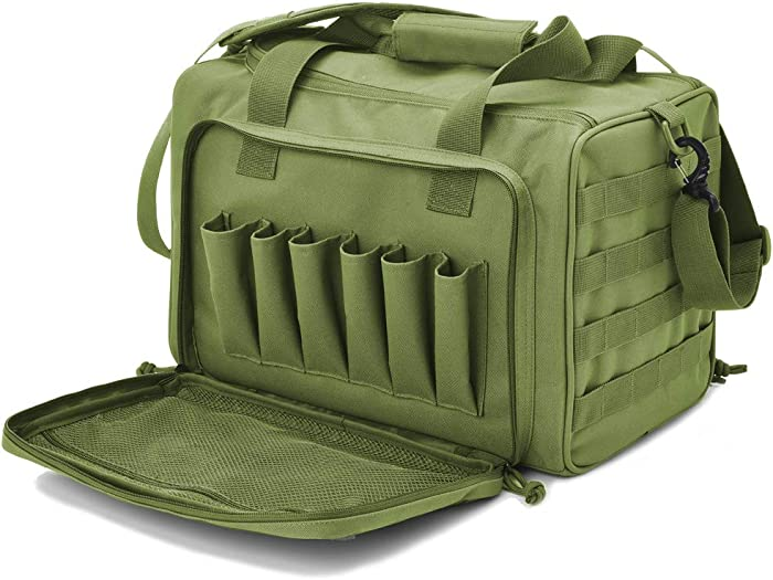 The Best Medium Pistol Range Bag