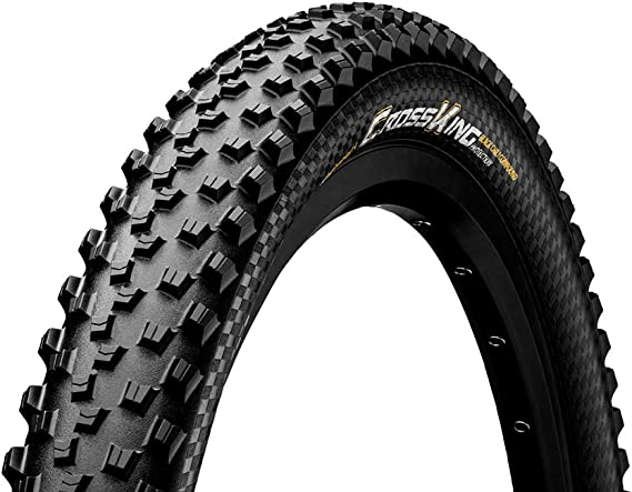Continental Mountain Bike ProTection Tire - Black Chili