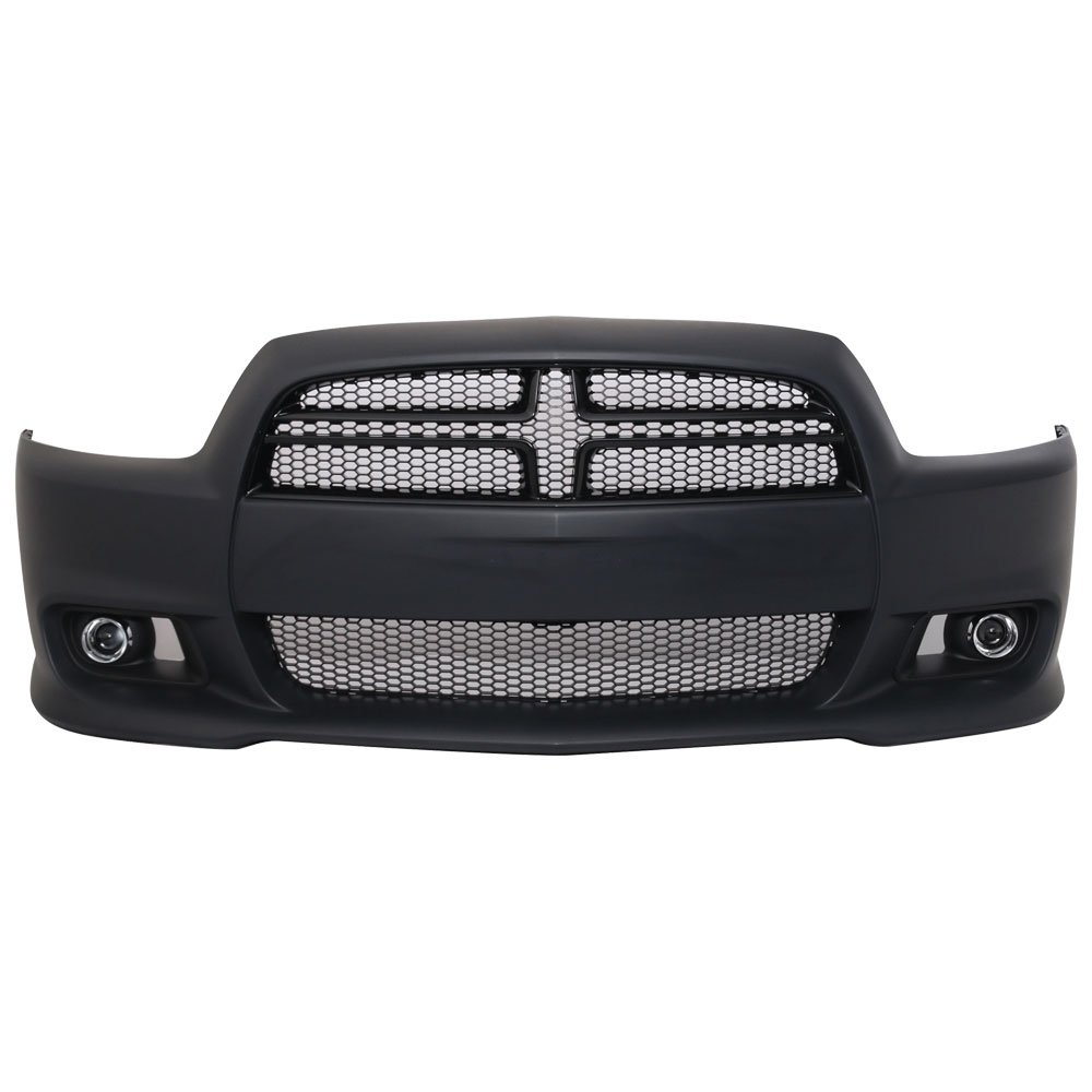 Front New Bumper Cover for Dodge Charger CH1000992 2011 to 2014