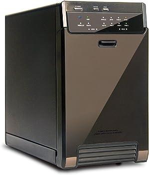 Mediasonic ProRaid HUR3-SU3S3 2 Bay 3.5 inch SATA Hard Drive Enclosure