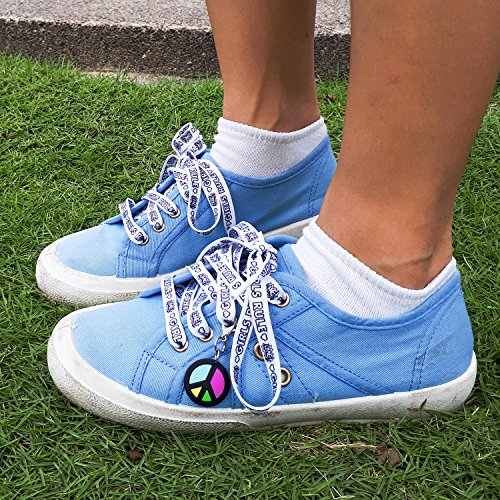 your uncommon essentials decorate your own shoelaces with fabric