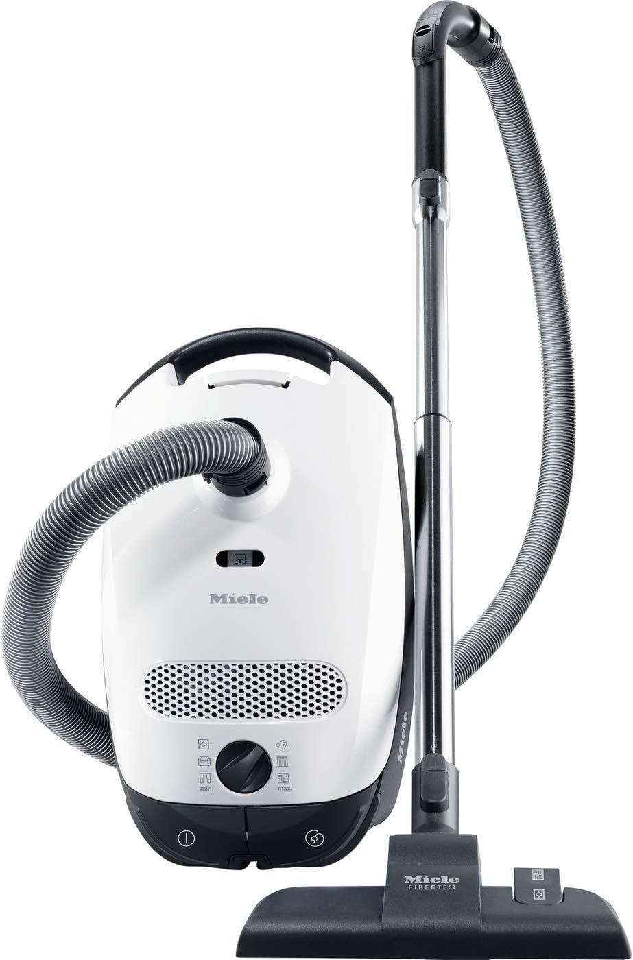 Miele 11488820, Classic C1 Special Powerline - Aspiradora con Bolsa (800 W, 3 Accesorios, automática) Recogecables Blanco: Amazon.es: Hogar
