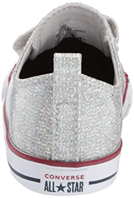 1898b3745ce7 Converse Kids  Chuck Taylor 2v Ox (Infant Toddler)  Amazon.co.uk  Shoes    Bags
