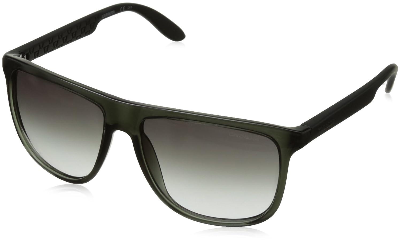 604c928898 Carrera 5003 Gloss Matte Black DDL 58JJ w  Grey Gradient  Amazon.com.au   Fashion