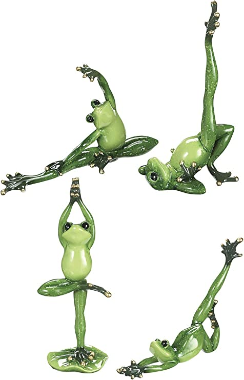 A Toad Shelf Sitter Home /& Garden Reptile Collectible Figurine