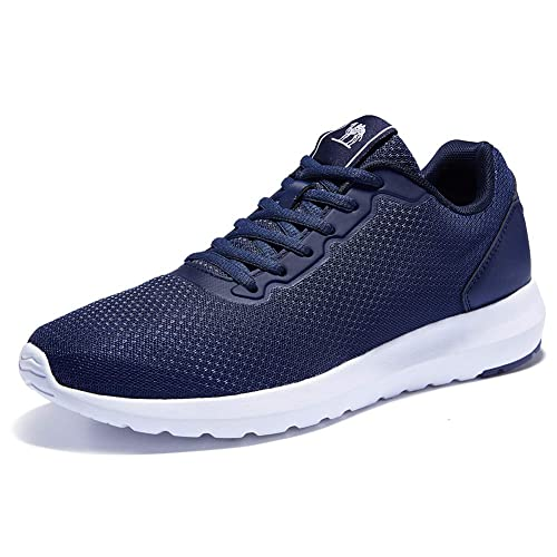 CAMELSPORTS Men Athletic Shoe Fashion Sneaker Trail Running Shoe Lightweight Walking Trainer for Gym Sport Tennis Jogging Training Casual Everyday Footwear
