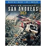 San Andreas (Blu-ray HD3D+Blu-ray)