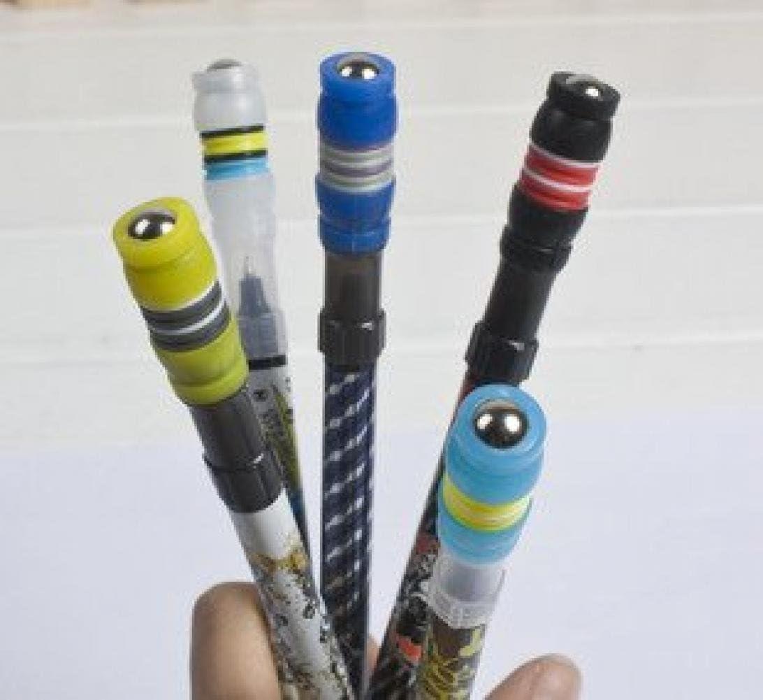 Cartonn Muster Drehen Pen Spinning Pen V.7.0 (Zufällige Formen ...