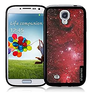 Cool Painting Astro Nebula Thinshell Case Protective S4 Case
