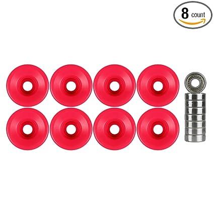 Amazon.com: Casa Quad rueda ruedas para quad Derby Roller ...