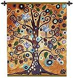 Fine Art Tapestries ''Tree of Life Natasha Wescoat'' Wall Tapestry