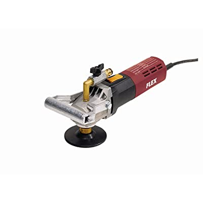 Flex LW1503 Compact 5-Inch Wet Polisher with Central Water Feed: Home Improvement