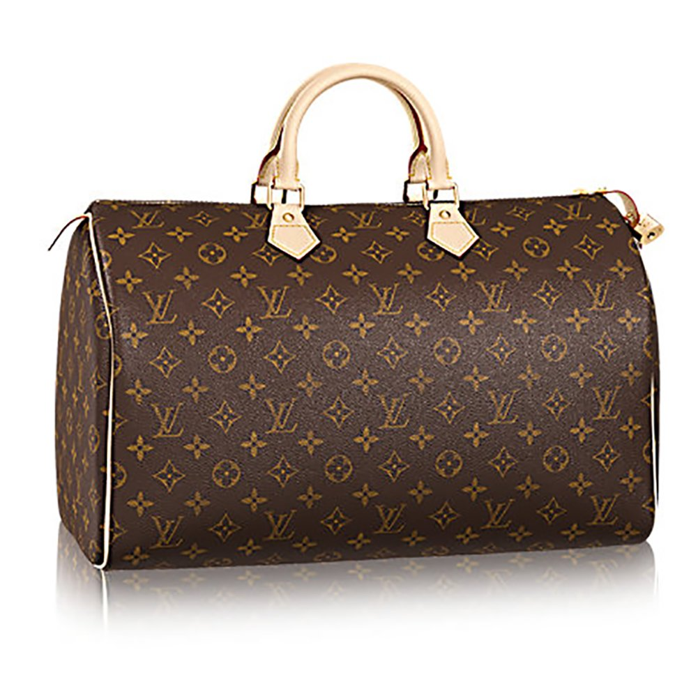 b1b6b230037 Louis Vuitton Monogram Canvas Crosss Body Leather Handles Handbag ...