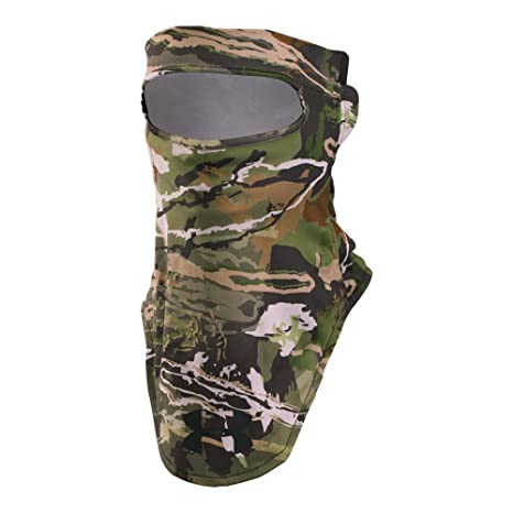 outlet store 7edf6 109ac Image Unavailable. Image not available for. Color  Under Armour Men s Scent  Control Hunt Mask, Ridge Reaper Camo Forest  Black ...