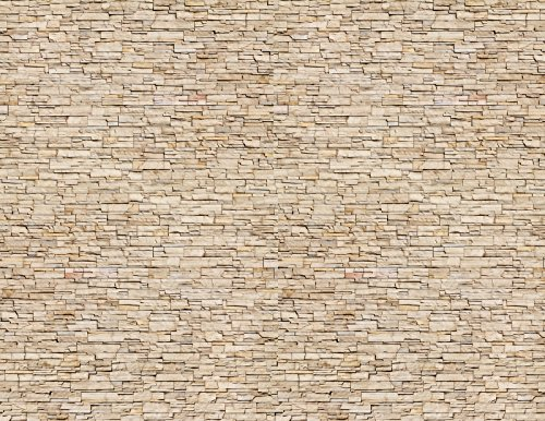 - HO Scale Stone Paper 8.5x11 Pack of 5 (White)